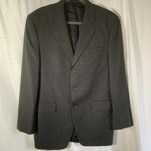 Lauren Ralph men's suit jacket blazer 42 L wool